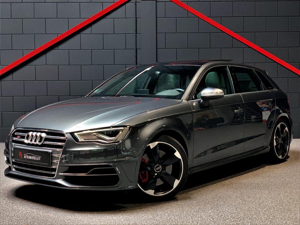 Audi A3 Sportback 2.0 TFSI S3 300 PK Quattro Pro Line Plus